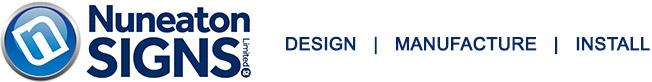 Nuneaton Signs Logo